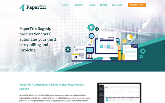 PaperTrl Website